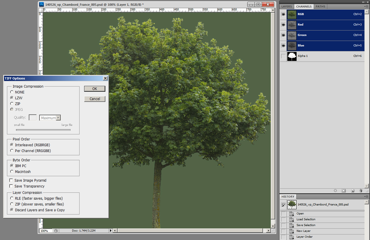 A (very) quick forest tutorial | Gobotree Learning Station