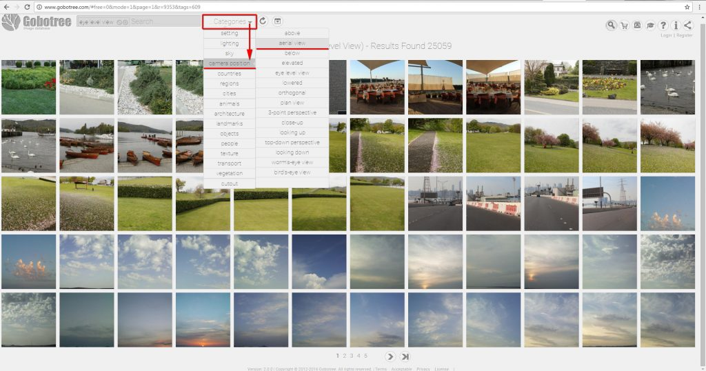 Gobotree photo library
